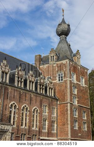 Tower Of Castle Arenberg, Now University Of Leuven
