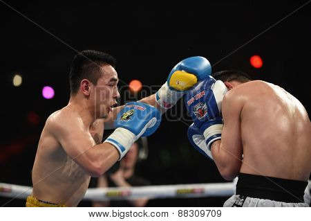 World Series Of Boxing: Ukraine Otamans Vs Russian Boxing Team