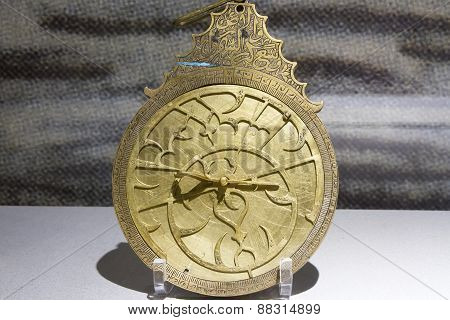 Astrolabe Piece