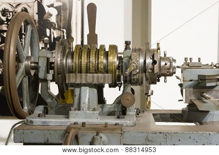 Old Watchworks Machinery