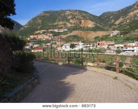 Nebida, Sardinia
