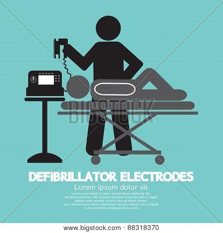 Defibrillator Electrodes.