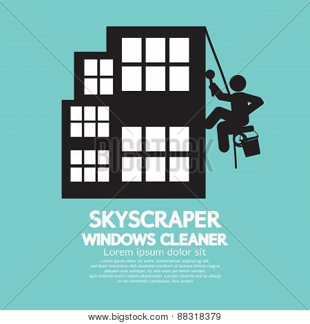 Skyscraper Windows Cleaner.