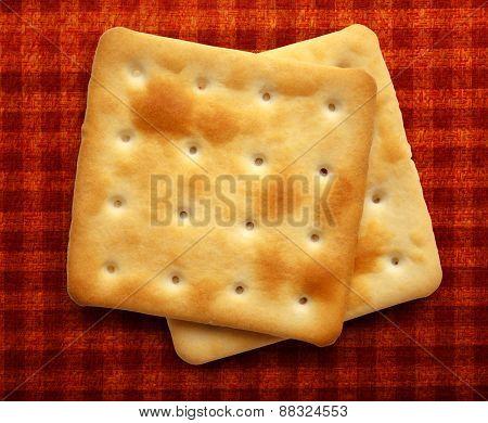 Blank Square Cookies