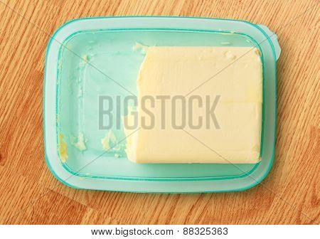 Butter On Butterdish