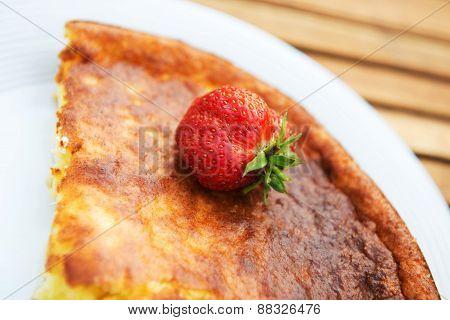 Tasty Curd Casserole