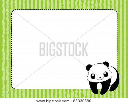 Panda Border / Frame