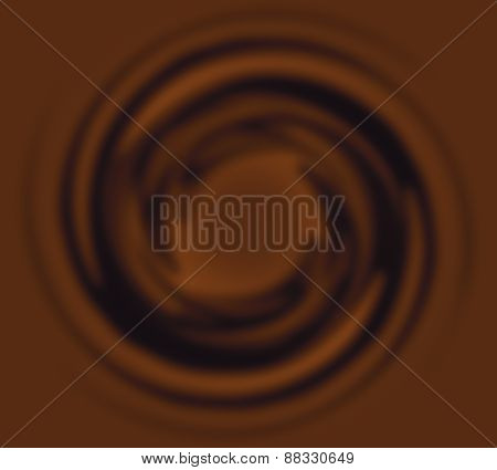 Blurred Background Circular Vortex
