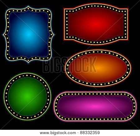 Marquee Border / Frame