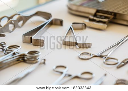 Some Surgical Tools