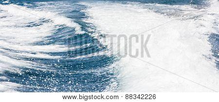 Foamy Wake