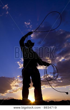 Cowboy Swing Rope