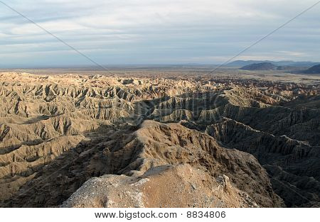 Anza Badlands
