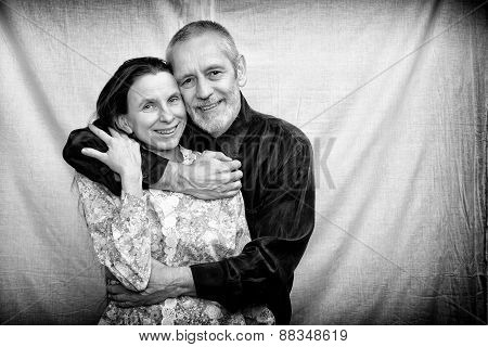 Mature Man And Woman
