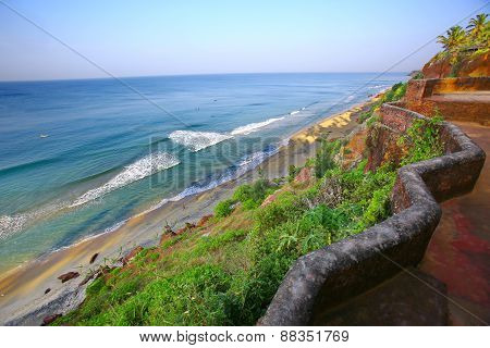 Seaside Resort In Varkala