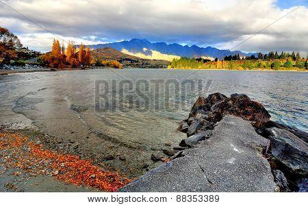 Near Gable, New Zealand