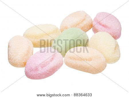 Sugar Candy Isolated