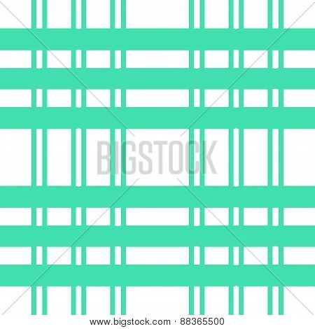 Lined Green Pattern