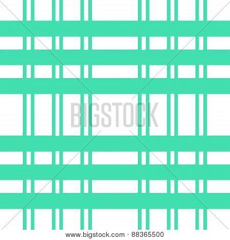 Lined Green Pattern
