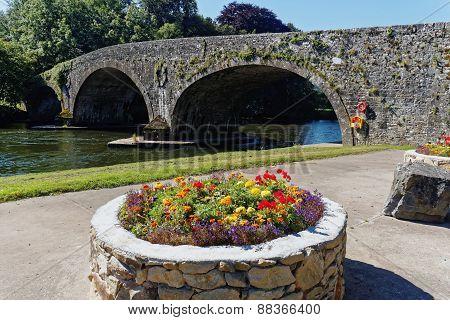 Stone Bridge In Kilsheelan