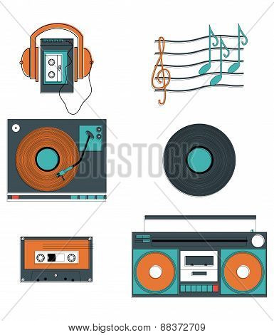 Music Players And Components
