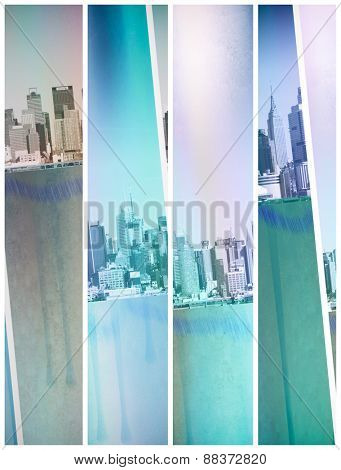 New York City Abstract