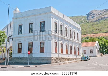 Town Hall in Paarl