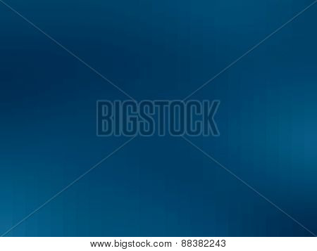 Abstract And Modern Lines Business Blue Background.