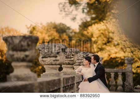 Wedding At The Castle