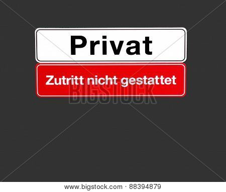 Private label no access