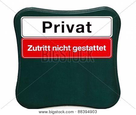 Private label no access