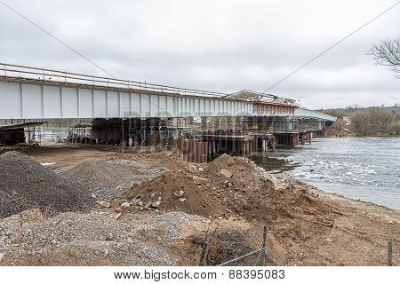 The Newly Constructed Bridge