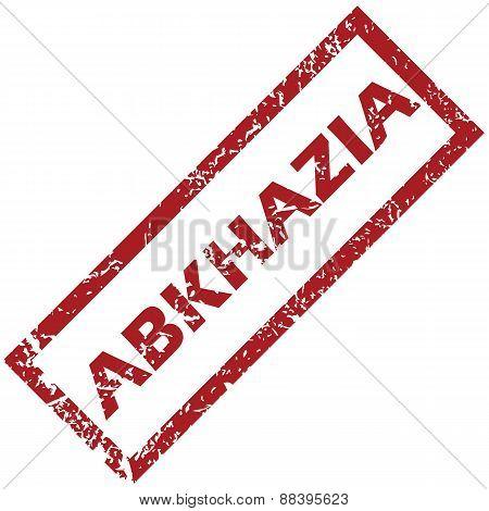 New Abkhazia rubber stamp