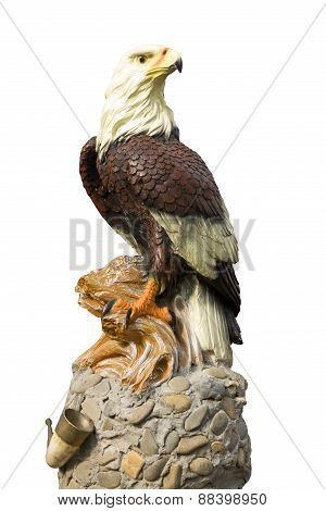 The Mountain Eagle Sculpture