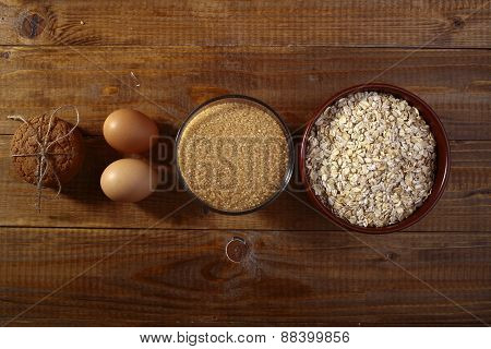Ingredients For Pastry