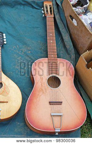 Flea Market Guitar
