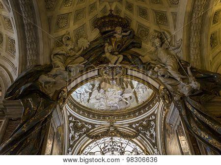 Saint Louis Des Francais Church, Rome, Italy