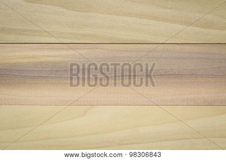 unfinished poplar wood texture - horizontal planks with delicate green and purple colors
