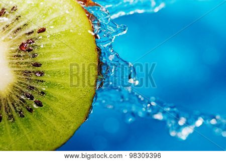Water On Kiwi