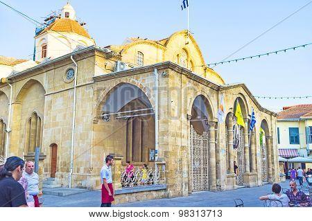 Faneromeni Church