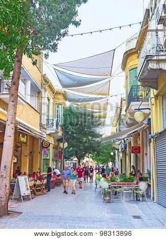 Visiting Nicosia