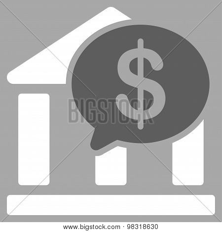 Bank Transfer icon from Business Bicolor Set