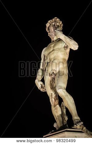 David By Michelangelo, Florence