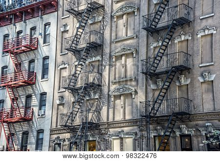 Classic Fire Escapes