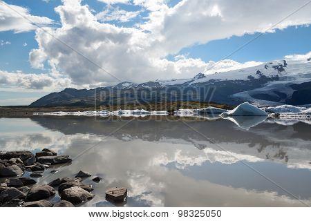 Fjallsarlon-iceland