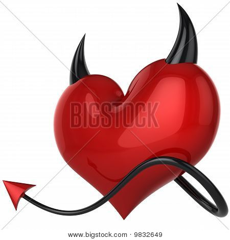 Heart of devil. Love seduction (Hi-Res)