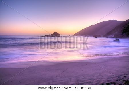 Pfeiffer Beach