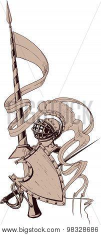 knightly mascot