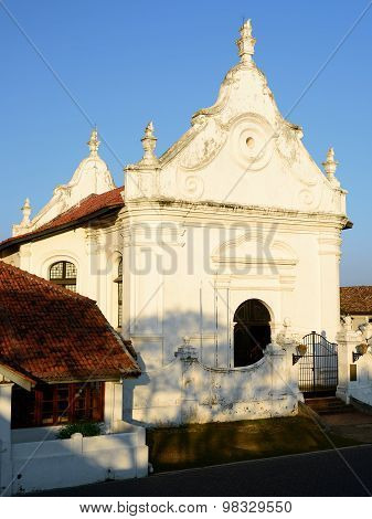 Dutch Church in Fort Galle, Sri Lanka
