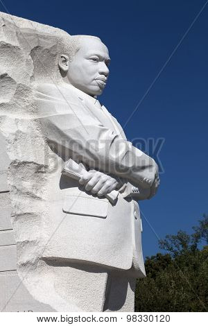 The Martin Luther King Jr. Memorial